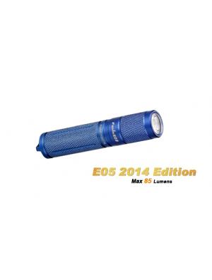 Fenix E05 édition 2014 (Couleur Bleu)