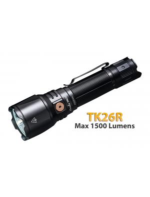 Fenix TK26R - lampe tactique avec lumière blanche, rouge et verte - 1500 lumens