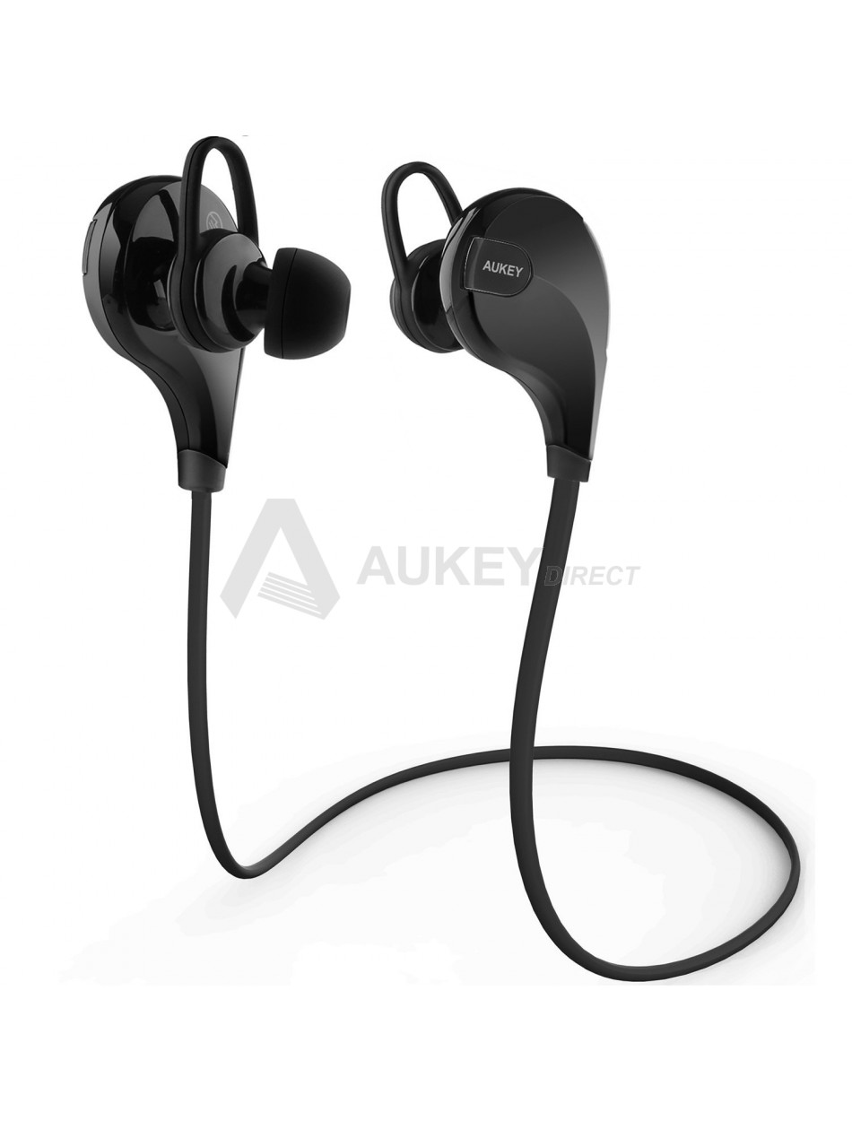 6c5f36a3272 AUKEY EP-B4 wireless headphones Bluetooth 4.1 (Black)