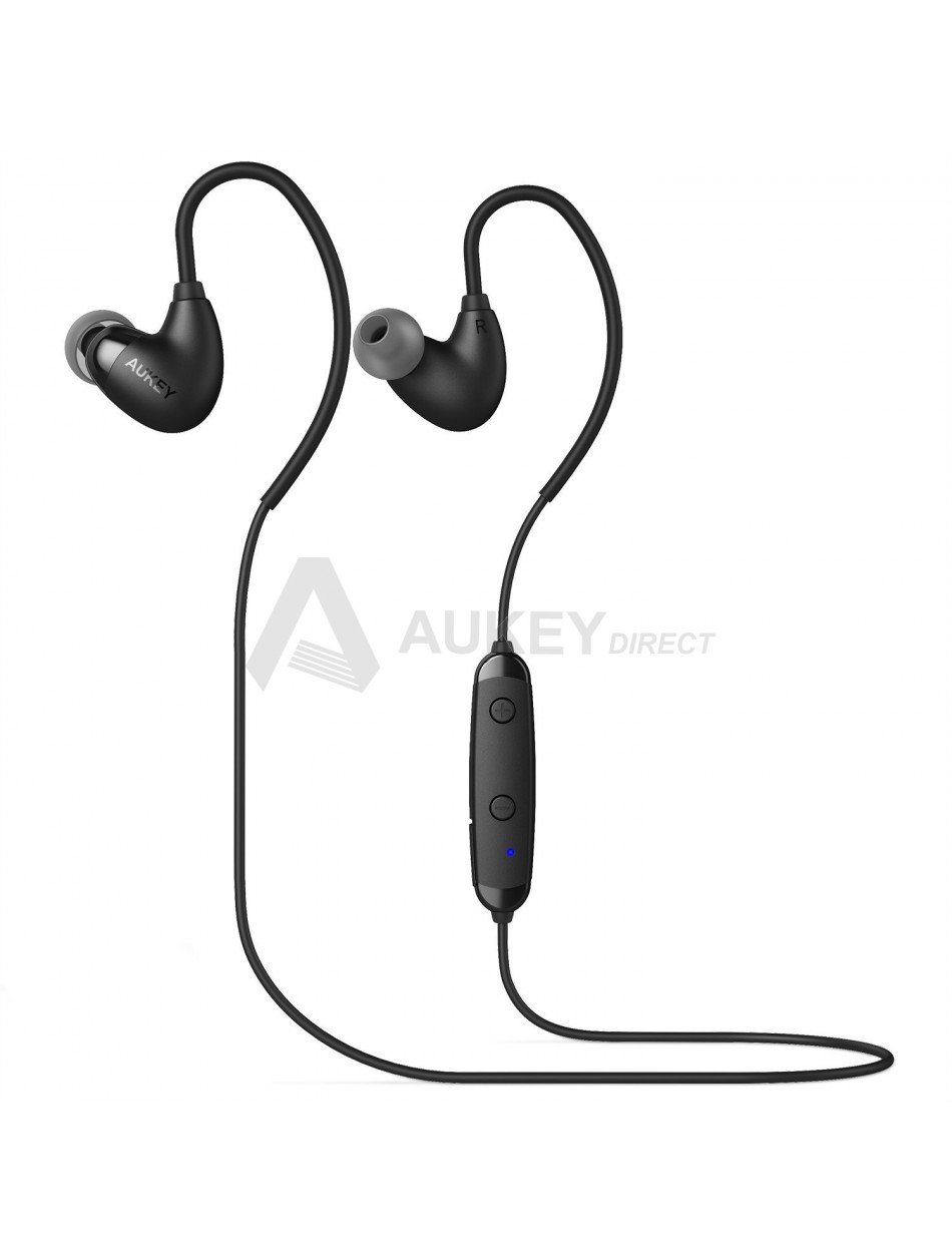 AUKEY EP-B16 headphones wireless Bluetooth 4.1