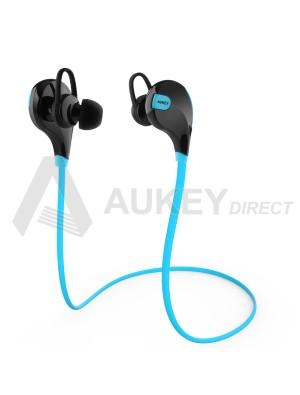 AUKEY EP-B4 wireless headphones Bluetooth 4.1 (Blue)