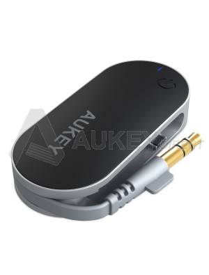AUKEY BT-C1 Bluetooth Transmitter Wireless Portable Stereo Music Adapter