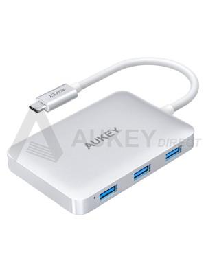 AUKEY CB-C60 Hub USB C 4 Ports USB 3.0