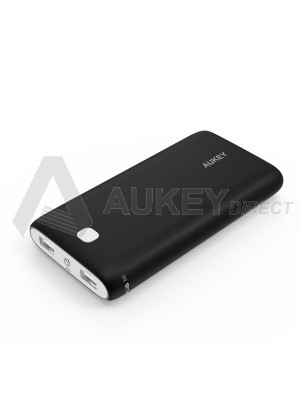 AUKEY PB-N15 Power Bank external battery 20000mAh (Black)