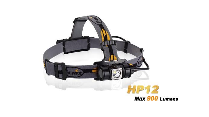 Fenix HP12 - 900 Lumens - IPX8 waterproof