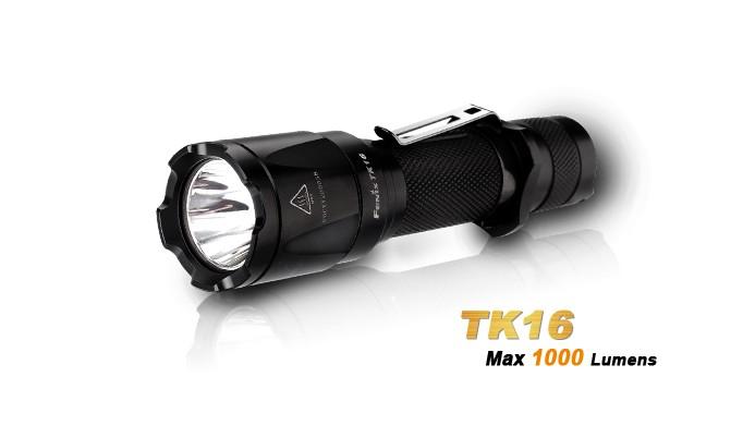 Fenix TK16 - 1000 Lumens