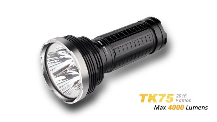 Fenix TK75 édition 2015 - 4000 Lumens