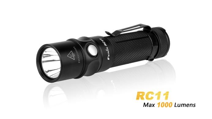 Fenix RC11 - 1000 Lumens Rechargeable