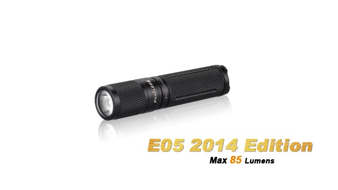 Fenix E05 - édition 2014 - 85 Lumens