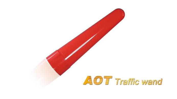 Diffuseur AOT-M Cône de circulation rouge
