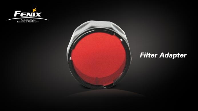 Filtre Rouge series LD/PD/LT Fenix