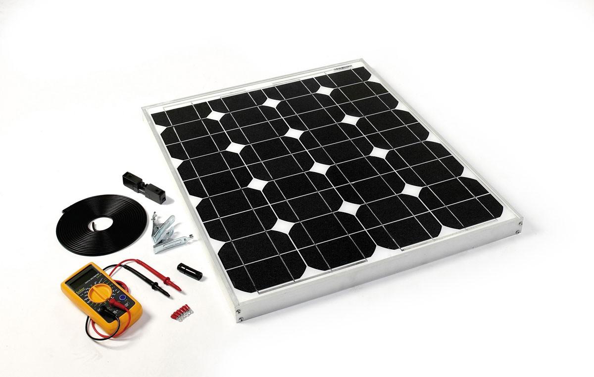 Kit panneau solaire 43 watts