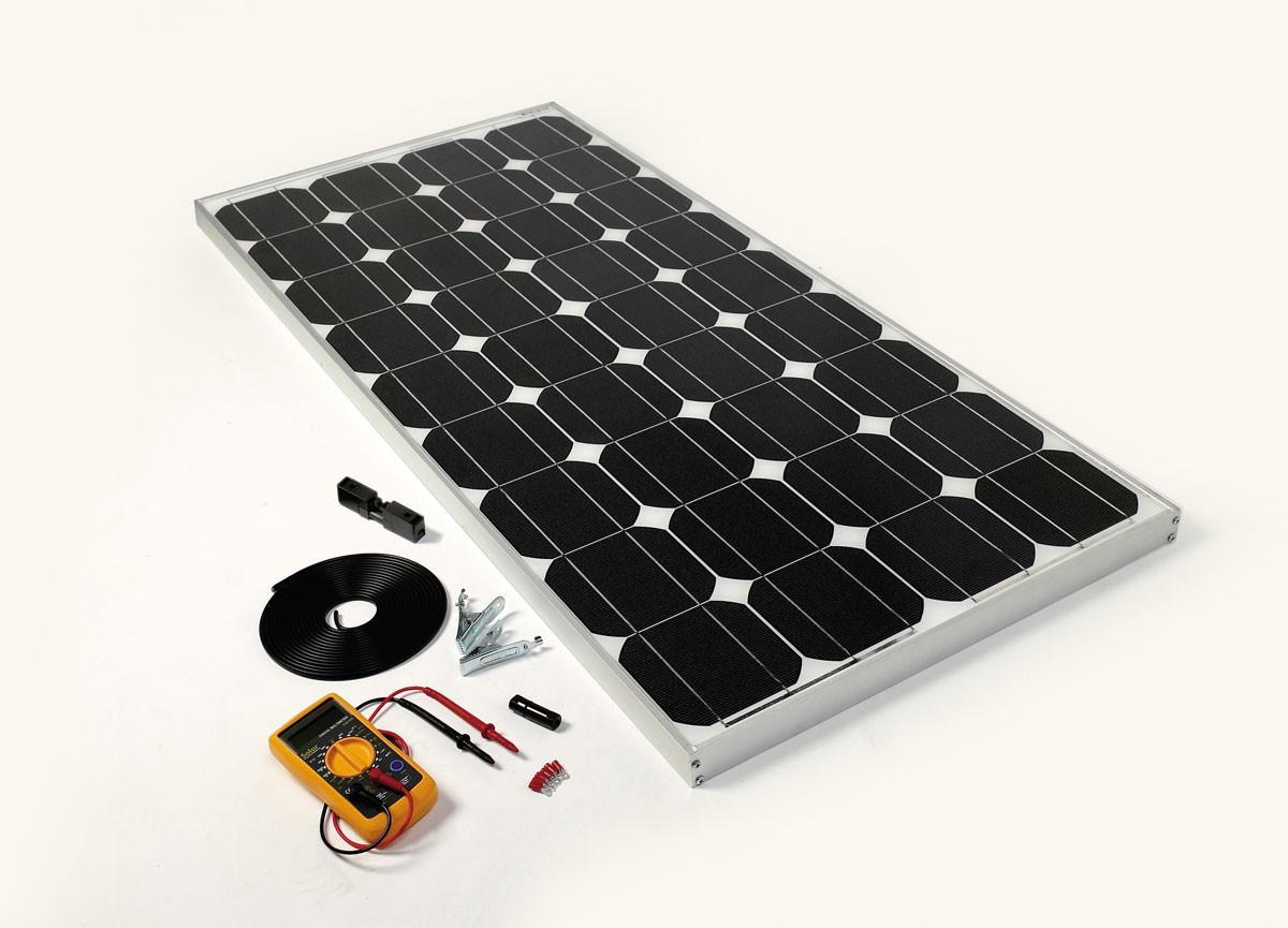 Kit panneau solaire 80 watts