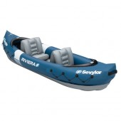 Kayak 2 personnes RIVIERA Bleu SEVYLOR