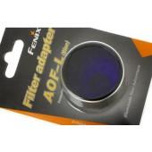 Fenix AOF-L filtre, bleu 40 mm