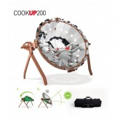 Barbecue solaire Cookup200