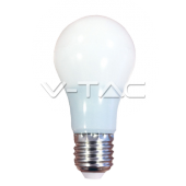 Ampoule LED - E27 - 7W - A60 thermoplastique