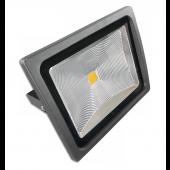 Projecteur LED 50W - Classique Premium - Corps Graphite - Blanc chaud