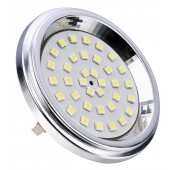 Spot LED AR111 6W 12V blanc chaud