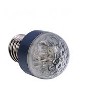 Ampoule LED E27 1W 220V blanc