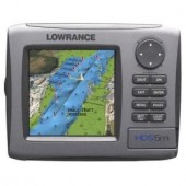 Pack GPS cartographique HDS 5-m avec carte Navionics + XL