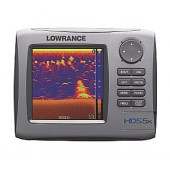 Lowrance sondeur HDS 5x + sonde TA 50/200