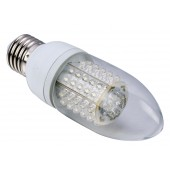 Ampoule LED E27 3W 220V blanc chaud