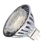 MR16 3x1W dimmable