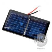 Panneau solaire 400mA / 0.5V