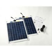 Kit panneaux solaires 40w flexible