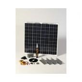 "Kit solaire ""motorhome"" 60 watts"