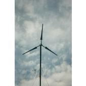 Kit mat haubané 9m pour éolienne Whisper 100/200