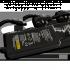 4 Rouleaux LED RGB étanche flexible 5 mètres en kit complet