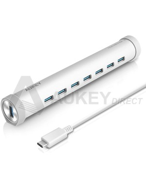 AUKEY CB-C18 Hub USB C 7 porte USB 3.0