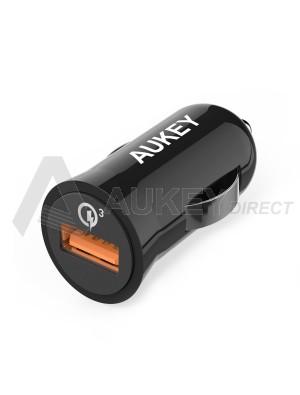 AUKEY CC-T10 18W Quick Charge 3.0 Caricabatteria da Auto