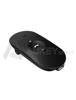 AUKEY BR-C9 Adattatore Audio Wireless Bluetooth 4.1 (Nero)