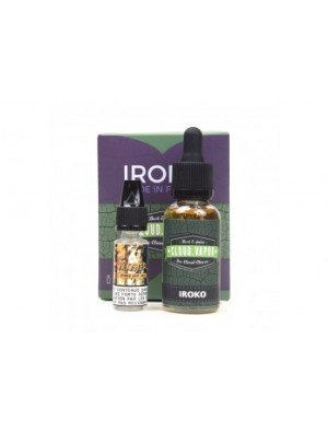 Iroko Shake and Vape Cloud Vapor 30ml