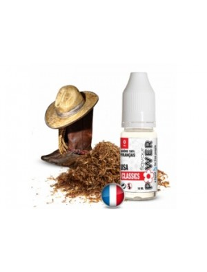 USA classic 50/50 Flavour Power 10 ml