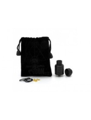 Goon RDA 22mm Black 528 Custom Vapes