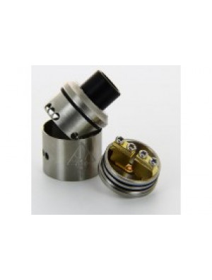 Goon RDA 24mm Silver 528 Custom Vapes