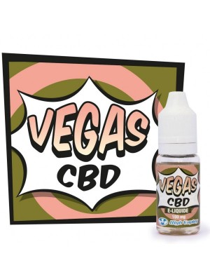 Vegas CBD de High Vaping 3 x 10ML 100mg/10ML