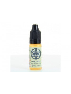 OAK Juices Atelier du Vapoteur 10ml