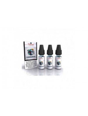 Carbonite Le French Liquide OVNI 3x10ml