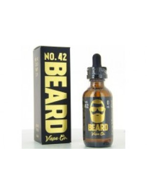 No 42 Beard Vape 60ml 00mg