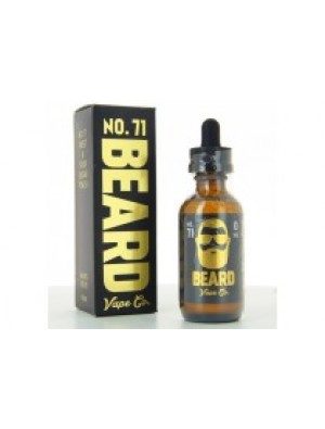 No 71 Beard Vape 60ml 00mg