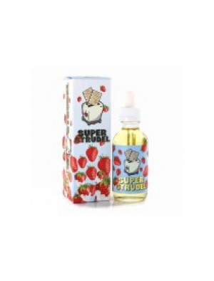 Super Strudel StrawBerry by Beard 60ml 00mg