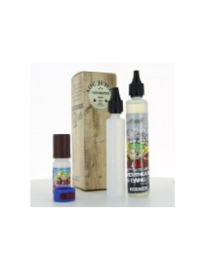 Pack 03mg Meringue Bang Juice Maniac 50ml