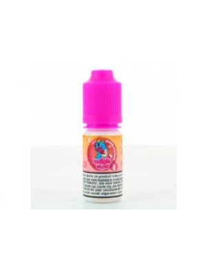 Peach and Lychee Bubble Island 10ml