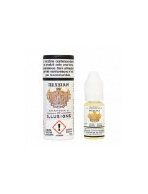 Messiah Illusion Vapor 3x10ml