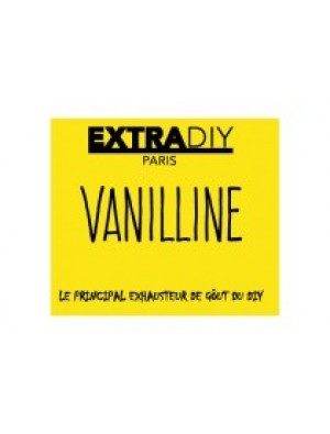 Vanilline Additifs Extradiy Extrapure 10ml